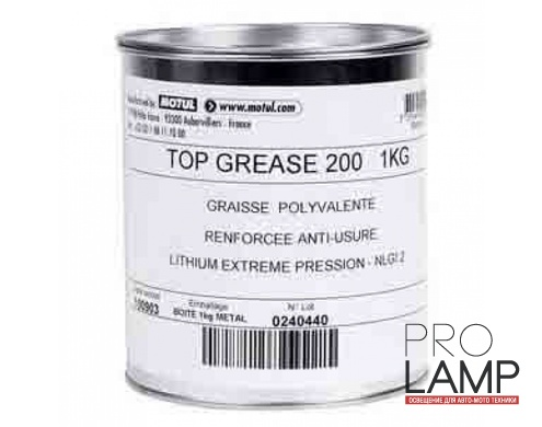 MOTUL TOP GREASE 200 - 1 кг.