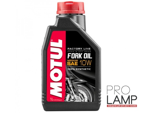 MOTUL Fork Oil medium Factory Line 10W - 1 л.