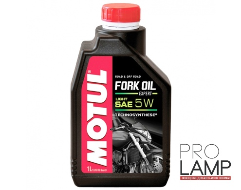 MOTUL Fork Oil Expert light 5W - 1 л.