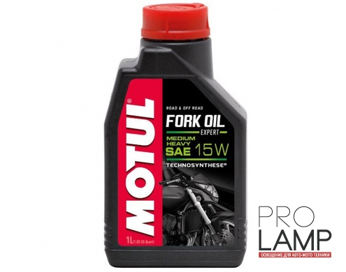 MOTUL Fork Oil Expert medium/heavy 15W - 1 л.