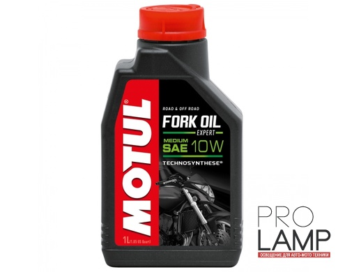 MOTUL Fork Oil Expert medium 10W - 1 л.